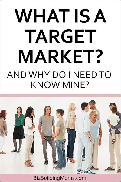 types of target market