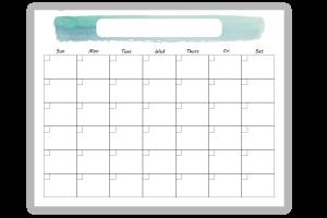 free event calendar