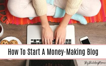 How To Start A Blog That Is Set Up To Make You Money
