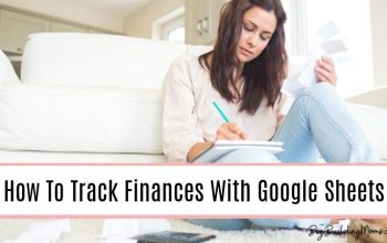 How To Use Free Google Sheets To Track Your Income & Expenses