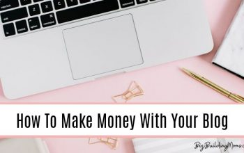 4 Core Ways To Make Money Blogging – For Beginners
