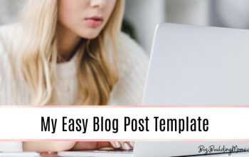 example blog post template