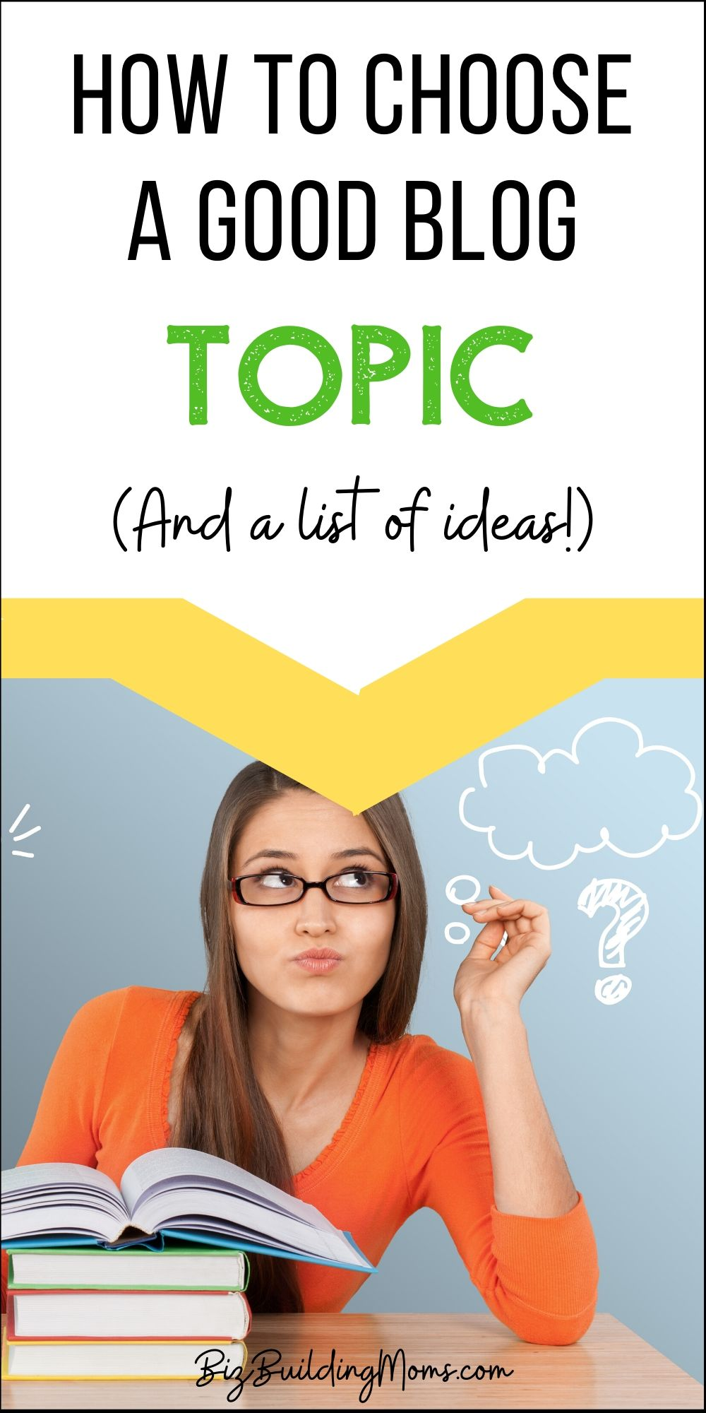 blog topics that make money