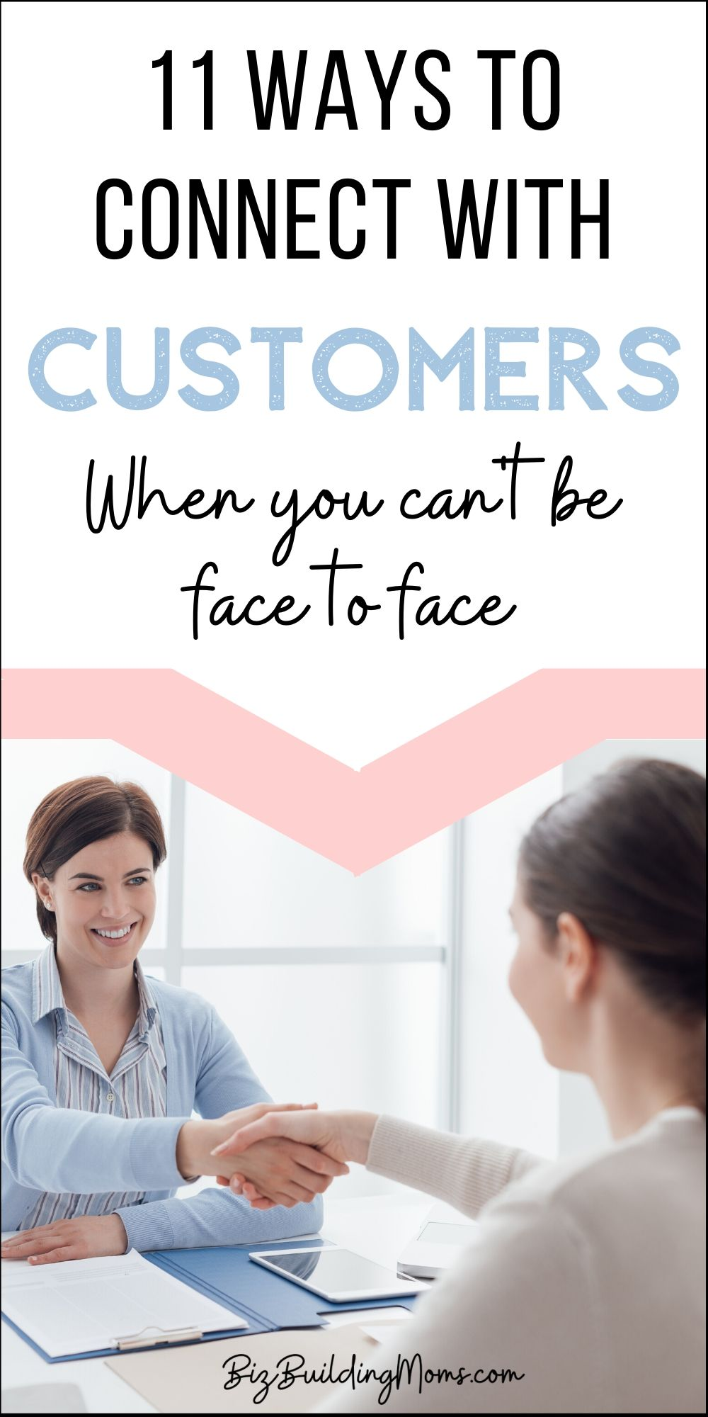 connecting with customers in retail